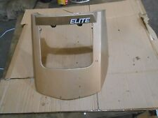 Honda Elite 125 CH125 1984 84 Scooter front hood cover plastic cowl