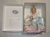 "MADAME ALEXANDER 22540 WHITE IRIS 10"" Doll NIB RARE Vintage Club Collectible USA"