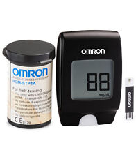 OMRON Blood Glucose Test Strips HGM-STP1A, 50's Pack