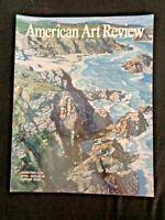 American Art Review Magazine 2010 Maynard Dixon Hays Harold Edgerton Photographs
