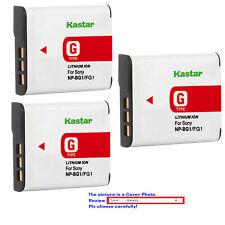 Kastar Replacement Battery for Sony NP-BG1 NPBG1 Sony Cyber-shot DSC-W115 Camera
