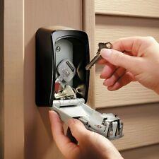Wall Mount Key Storage Secret Box Organizer  Combination Password Security Lock