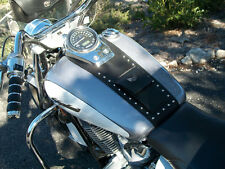 Honda Shadow 750 Spirit C2 Tank Bib Bra Chap Pocket Studs You Choose Emblem