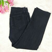 NYDJ Not Your Daughters Jeans Black Pants Size 10