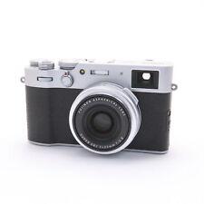 FUJIFILM Fuji X100V Digital Camera Silver #159