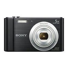 Appareil Photo Compact Sony Dscw800b Noir - Go-shop