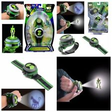 Ben10 Ten Alien Force Projector Watch Omnitrix Illumintator Bracelet Anti Toy