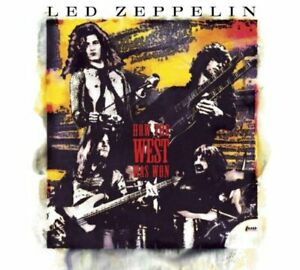 Led Zeppelin - How The West Was Won: Live (3CD) - Led Zeppelin CD ZCVG The Fast