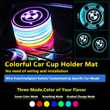 1pcs Colorful Car LED Lighting Lamps Accessories For Bmw Light Interior Lights