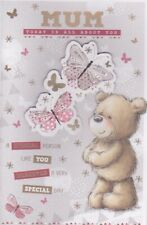 Mum Birthday Card Special Large 8 Page Insert Mother Mummy