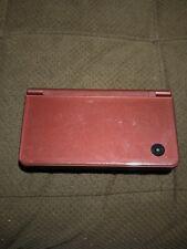 Nintendo DSi XL Burgundy Tested Works