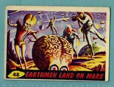 More details for (gb093-369) a & bc gum, topps, bubbles inc., mars attacks, #48 1965 vg+