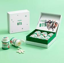 Lotte Xylitol X Bts Limited Edition Chewing Gum 87g X 6ea K-Food