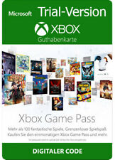 TRIAL XBOX GAME PASS 1 MONAT MITGLIEDSCHAFT XBOX LIVE ONE 360 CODE 1 MONTH