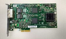 HP NC380T PCI Express Dual-port Multifunction Gigabit Server Adapter 374443-001