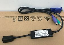 DELL KVM PowerEdge 2161DS 2160AS KVM Switch PS2 POD SIP Module 0K9442 0RF511