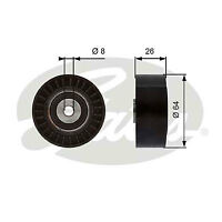 Gates V-Ribbed Belt Guide Pulley T38094  - BRAND NEW - GENUINE - 5 YEAR WARRANTY