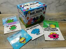 My Mr Men Library complete collection / 50 books plus extras.