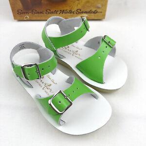 Salt Water Sun San Surfer Two-Strap Sandal for Kids