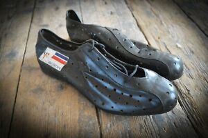 "Mint Vintage NOS Holdsworthy Holdsworth Cycling Shoes ""Clubman"" Sz 7 UK Eroica"