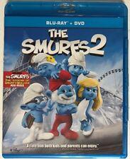 The Smurfs 2 1-Disc BluRay  (No DVD or DC)