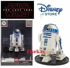Star Wars Last Jedi Disney Store R2-D2 Droid Elite Series Figure 2017 NEW