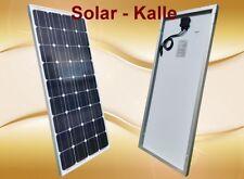 130Watt Mono SOLARPANEL PHOTOVOLTAIK PV Modul, Paneel Solar Zelle Platte NEU