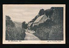 Devon LEE St Matthews Church Used 1904 PPC Wyndham Series #3796