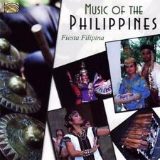 Fiesta Filipina - Music Of The Philippines (NEW CD)