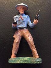 Elastolin Masse Cowboy 7,5 cm Serie Revolverheld