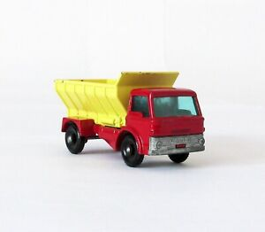Vintage Lesney Matchbox #70 Grit Spreading Truck Regular Wheels 1966
