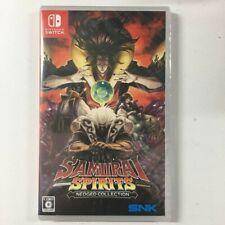Nintendo Switch Samurai Spirits SAMURAI SHODOWN Neo Geo collection SNK Japan NEW