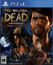 The Walking Dead: The Telltale Series A New Frontier - PlayStation 4 Disc