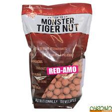 "Dynamite baits ""monster tiger nut red amo boilies 15mm 1Kg pêche appâts"