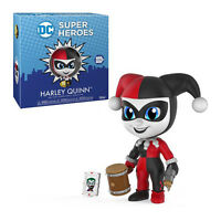 Funko DC Super Heroes 5 Star Harley Quinn Vinyl Figure NEW Toys IN STOCK