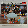 BALL DER NATIONEN ORCHESTER MAX GREGER LP Polydor 237341