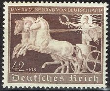 Germany WW2 Horse Chariot 1940 #B173 $30 MLH