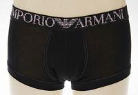 Boxer parigamba trunk EMPORIO ARMANI a.111866 4P540 T.L c.00020 NERO