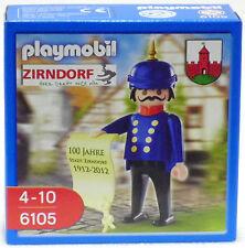 POLIZIST BOLLI STADT ZIRNDORF 6105 zu Pickelhaube Victorian Dollhouse OVP NEU