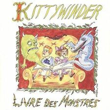 Livres des Monstres * by Kittywinder (CD, Aug-1996, Zero Hour)