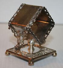 Victorian Silver Plated Napkin Ring Small Boys Play Meriden Britannia Co #332