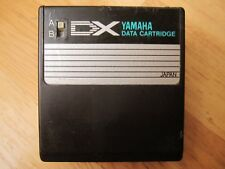 YAMAHA DX-7 MARK ONE ROM DATA CARTRIDGE #4 ORCH COMPLEX EFFECT GROUP 64 PATCHES!