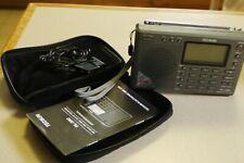 shortwave radio Tecsun PL-380  clean and working am sw lw fm dsp