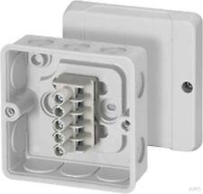 Hensel Caja de Empalme de Cable 1,5 -2 , 5qmm 3 Ph. 4qmm de 9325