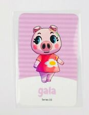 Amiibo NFC Karte Animal Crossing Gala/Oinka 265