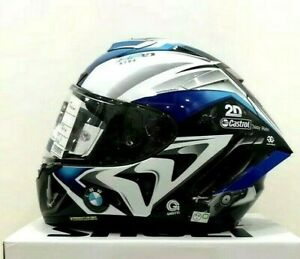 X14 X-Spirit 3 Motorcycle Full Face Helmet BM W S1000RR HP4 Moto Racing Helmet