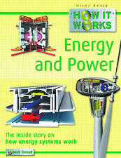 How it Works Energy and Power, Steve Parker, New Book
