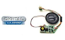 Digital Sound Decoders Hornby DCC TTS with Speakers - Choose From List