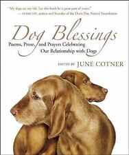 Dog Blessings: Poems-ExLibrary