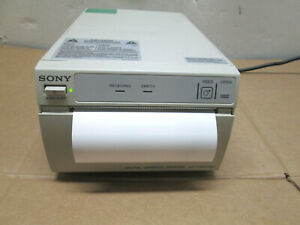Sony UP-D895MD video digital graphic Printer USB medical unit to ultrasound HD11